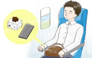 Wi-Fi環境・電磁波の強い環境への対策(飛行機・新幹線・街中など)