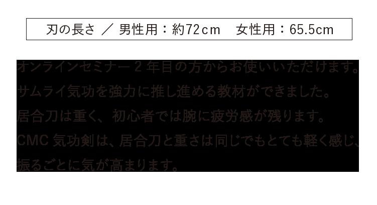 CMC気功剣
